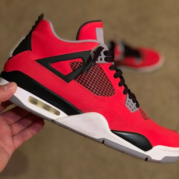 2583bd2445842f Jordan Other - Jordan 4 Toro Bravo Red